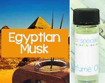 Egyptian Musk Perfume Oil Sample, Musk Perfume, Soft Musk Scent, Egypt Musk Perfume, Sensual, Seductive & Smooth Aroma