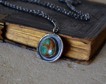 Natural Royston Turquoise Necklace