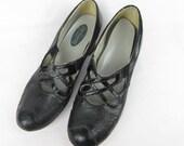 Vintage 1940s Wearable Sized Shoes, Women
