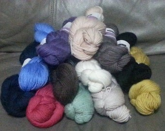 Louet GEMS 100% Merino Machine Washable Fingering Weight Wool