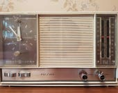 Vintage GE General Electric AM-FM Clock Radio Model C251OH