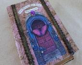 Book shaped box secret storage stash  jewelry box