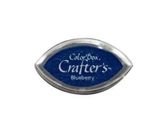 Blueberry Colorbox cat's eye mini ink pad