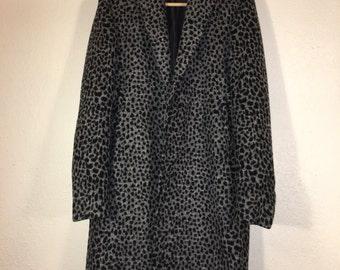 Babycat Long Wool Coat