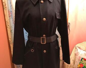 Vintage John Weitz Harbor Master trench coat