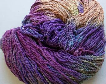 Puffin, Hand dyed cotton yarn, 8oz, 370 yds - Vineyard
