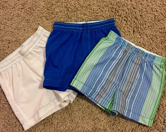 Custom Boys Boxers Size 2T (3 pack) - Ready to Ship