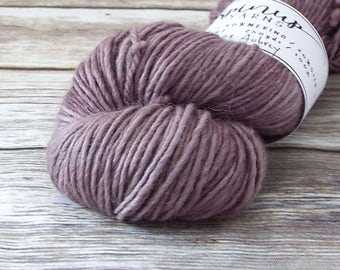DK Yarn, Hand Dyed Alpaca/Merino/Silk Yarn, Hand Dyed Merino Yarn, Knitting Yarn, Handpainted, Double Knit Weight, Aubrey