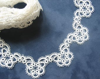 Tatted Lace Tatting Edging Trim