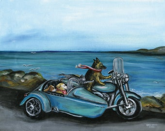 Sidecar Willy
