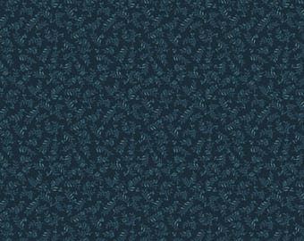 NEW Liberty Hill Quilt Fabric 100% Cotton Americana Over One Yard Cut of Coordinating Navy Tonal Fabric