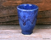 Ceramic Shot Glass. Blue and Purple Shot Glass. Espresso Shot. Jigger. Ceramic Pottery. Handmade Pottery. Gift for Groomsmen and Bridesmaids