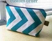 Custom order for clothrules