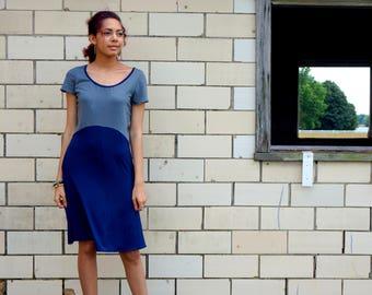 Pima Cotton, Fair Trade Dress from Bolivia with Pockets