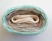 POLAR MEDLEY - Color Changing Cotton yarn - 480 yards/100 gr - Fingering Weight