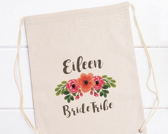 Bride tribe tote bag | Etsy