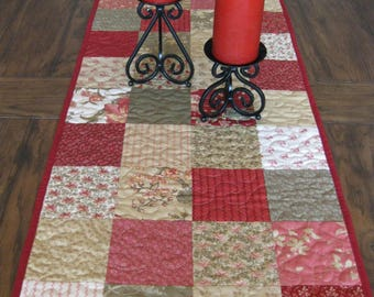 Cinnamon Spice from Moda Table Runner