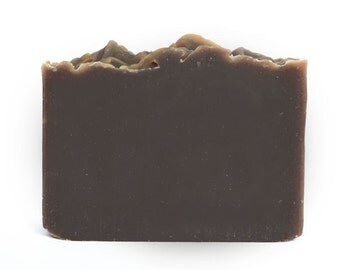 Vanilla Mocha Soap, cold process, handmade soap, coffee soap, natural