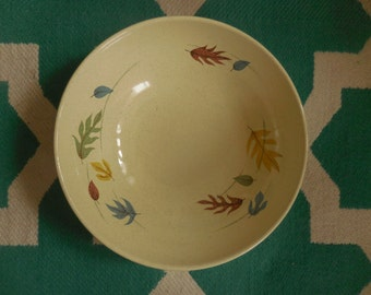 Franciscan AUTUMN Pattern Serving Bowl