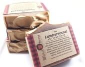 The Lumbersexual Soap - Artisan Soap, Handmade Soap, Beer Soap, Mens Soap