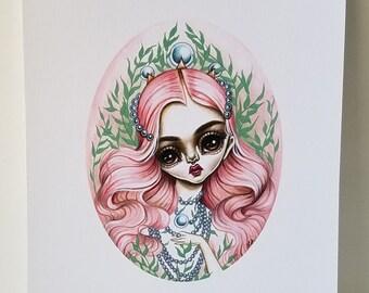 Oceana Art Print