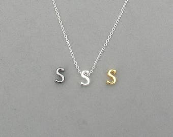 Initial s Necklaces