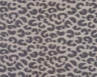 Tanzia Gunmetal Tempo Fabric