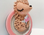 Pangolin Faux Taxidermy- charity item