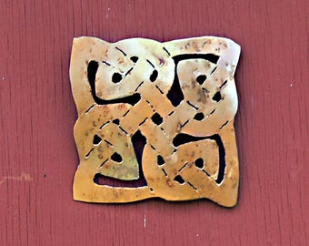 Celtic Knot Wall Art Small