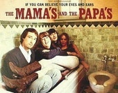 Mamas and Papas vinyl - If you can believe your eyes and ears. - Original - Vintage lp in VG++ Condition.