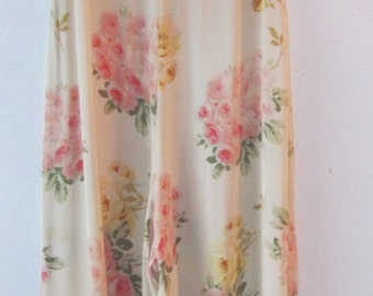 Vintage Betsey Johnson Floral jumpsuit