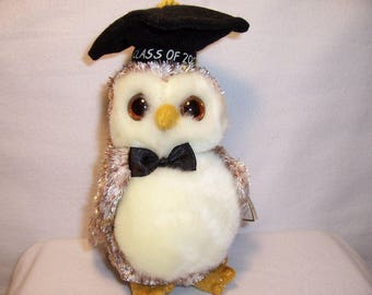 Ty Beanie Baby Smarter,Stuffed Animals,Owl,Ty Beanie Babies,Toys,Gifts,Collectibles