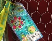 Mixed Media Tags Altered Art Tags Shipping Art Tags Bookmarks Planner Accessories