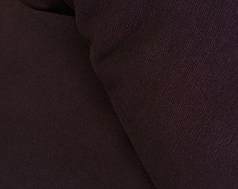 Plum Polyester Fabric 4.5 yards item 125