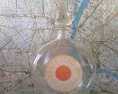 Vintage SHALIMAR Perfume Bottle, Guerlain Eau de Cologne, PARIS France.