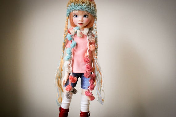 """Outfit for Briar - Forever Virginia """"Kid"""" BJD doll"""