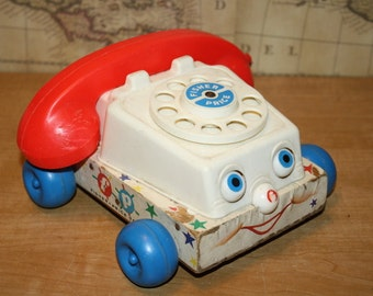Fisher Price Phone - item #2272