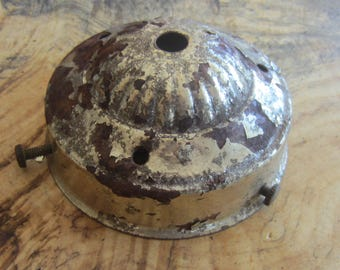 Vintage Lamp Bobeche