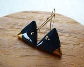 Gold Tip Triangle Hook Ea...