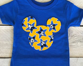 Mickey Mouse Inspired Iron On Applique DIY