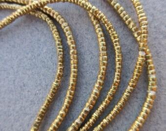 African Heishi Beads -2 Strands