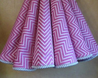 modern silver and pink reversible christmas tree skirt - Pink Christmas Tree Skirt