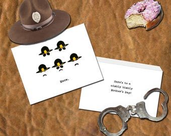 Super Troopers - Mother's Day Card - Humorous
