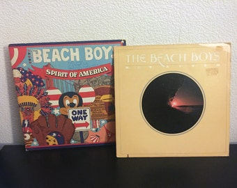 Beach Boys Lp Etsy
