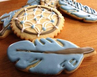 Bohemian Free Spirit Gypsy Cookies