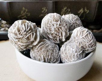Desert Rose Selenite - Gypsum, gypsum rosettes, rose rock, crystal healing, Reiki healing