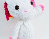 CUSTOM ORDER for VANESSA - Unicorn Doll - Made to Order