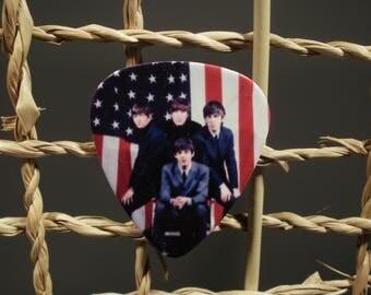 Beatles Guitar Pick Lapel Pin,Tie Tac,Hat Pin