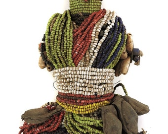 Fali Fertility Doll Phallic Cameroon African Art 107561
