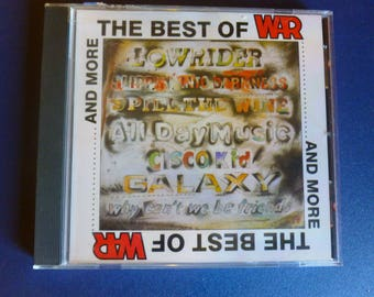 The Best Of War And More CD 1986